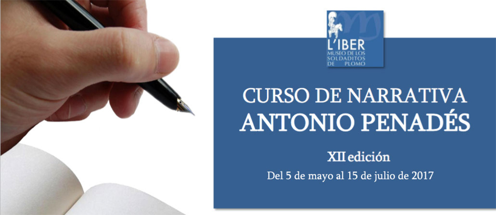 XIIª Edición del Curso de Narrativa del Museo L'Íber